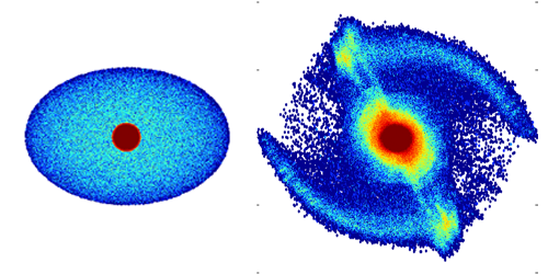 Synopsis: Galactic Spirals May Form Spontaneously
