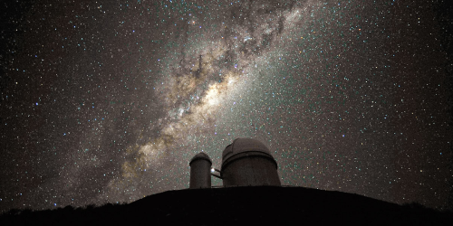 Synopsis: Test for black hole for gravity