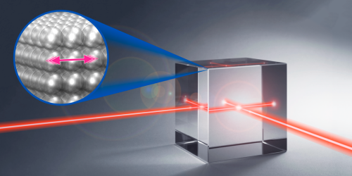 Synopsis: Material Size Offers Check on Constants