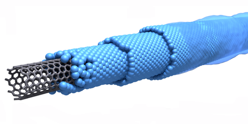 Synopsis: Discontinuous Jumps for Superfluid Helium Growth