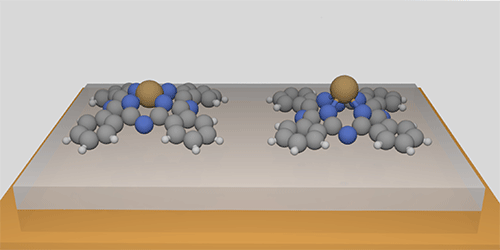 Synopsis: Watching a Molecule Relax While it Reacts