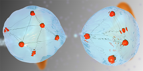 Synopsis: Quantum-Fluid Droplets Hold Bevy of Charge