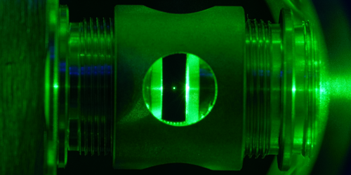 Synopsis: Levitated Nanoparticle Goes Quantum