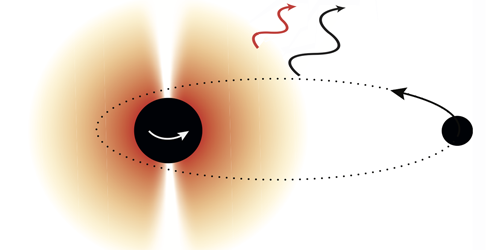 Synopsis: Black Holes Could Reveal New Ultralight Particles