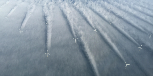 Synopsis: Uneven Turbine Placement Improves Wind Farms