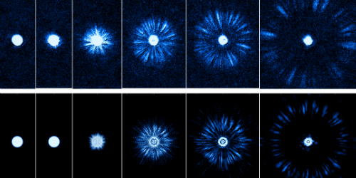 Synopsis: Ripples and Fireworks in Bose-Einstein Condensates