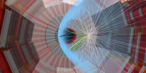 Synopsis: Record LHC Haul Catches Double Meson Signal