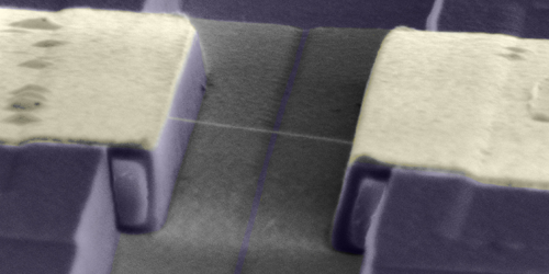Synopsis: Squeezing an Electron Crystal