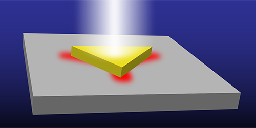 Synopsis: A Frequency Doubler Controlled by Light