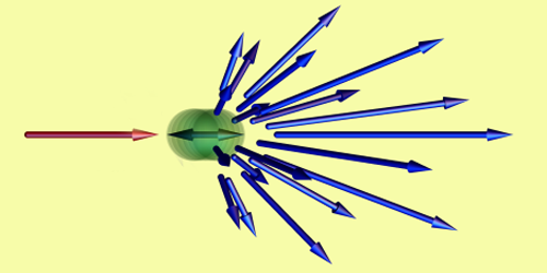 Synopsis: Controlling Light with Trembling Nanoparticles