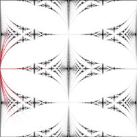 Creating anomalous Floquet Chern insulators with magnetic quantum walks