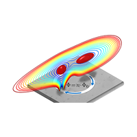 Sensitivity of Ultracold Atoms to Quantized Flux in a Superconducting Ring