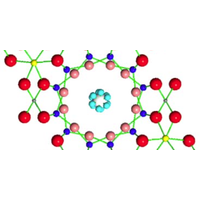 Quantum Tunneling of Water in Beryl: A New State of the Water Molecule