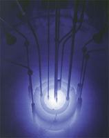 Cherenkov Radiation from the Quantum Vacuum