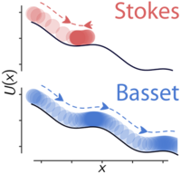Long-time persistence of hydrodynamic memory boosts microparticle transport