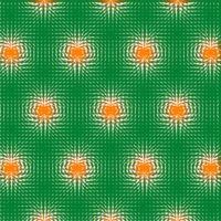 Biskyrmion lattices in centrosymmetric magnetic films