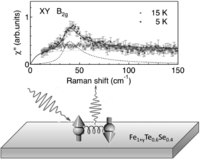 Superconductivity and phonon self-energy effects in ${\mathrm{Fe}}_{1+y}{\mathrm{Te}}_{0.6}{\mathrm{Se}}_{0.4}$
