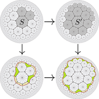 Conformal Quasicrystals and Holography