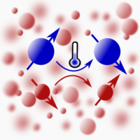 Single-Atom Quantum Probes for Ultracold Gases Boosted by Nonequilibrium Spin Dynamics