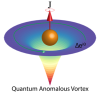 Phys  Rev  X 9, 011033 (2019) - Quantum Anomalous Vortex and